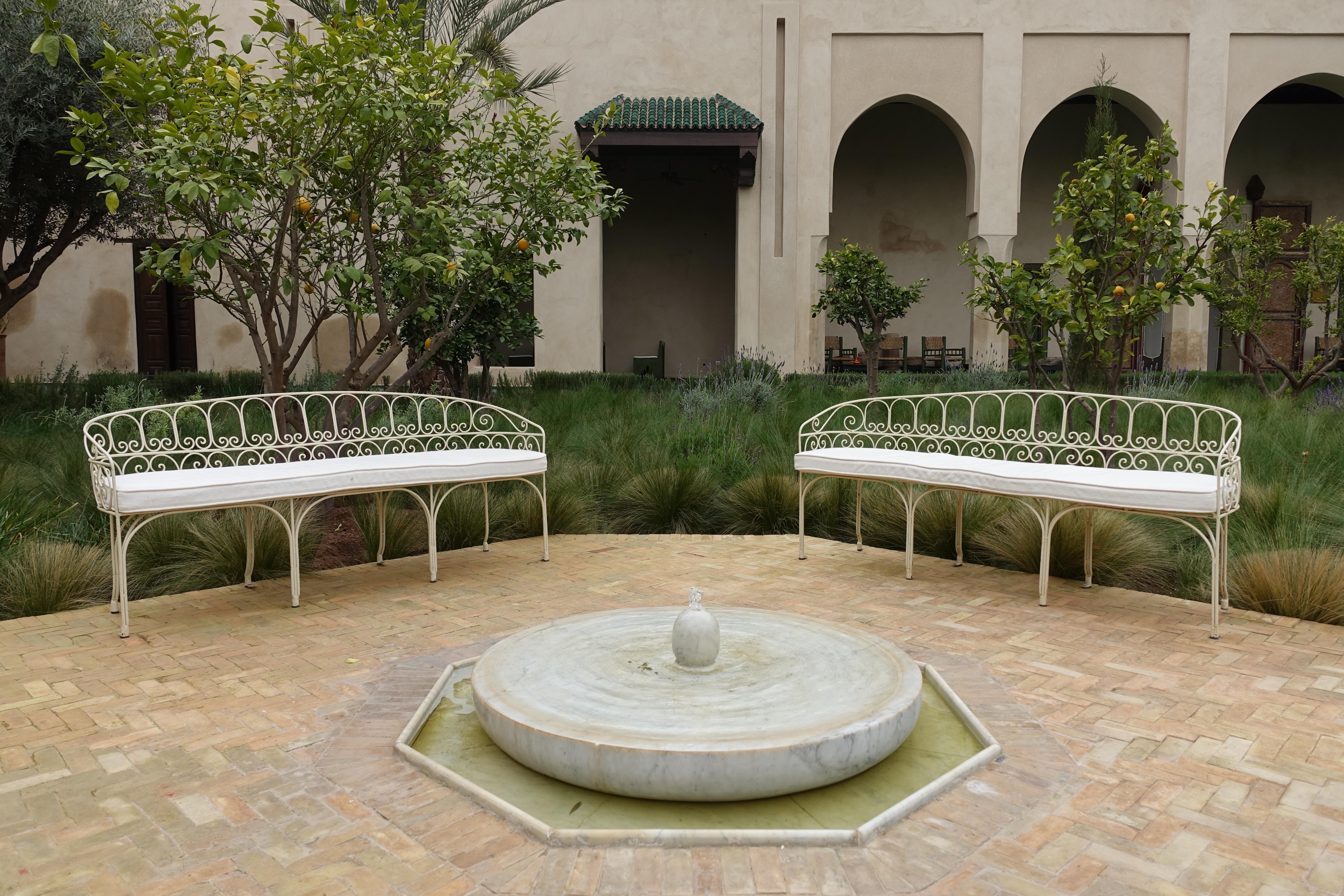 Le jardin secret marrakech duver diary for Le jardin secret marrakech